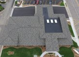 Firestone rubber roof system